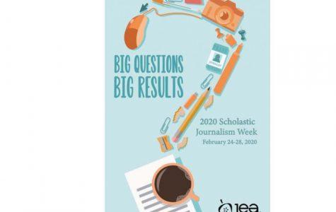 Scholastic Journalism Week is Feb. 24-28