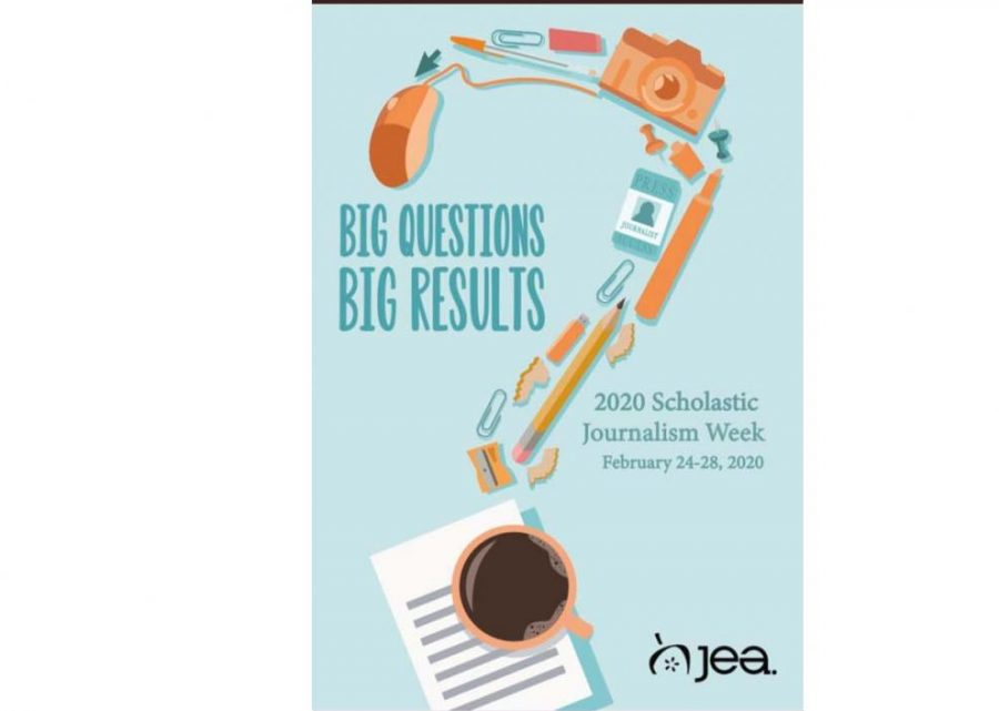 Scholastic Journalism Week is Feb. 24-28