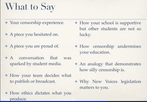 Tips for New Voices testimony in support of the Hawaii Student Journalism Protection Act